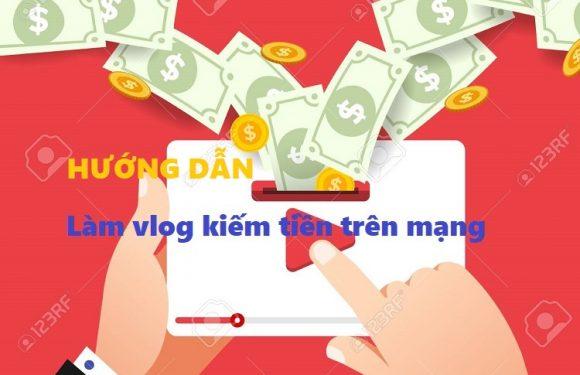Hướng dẫn cách làm vlog bằng điện thoại di động kiếm tiền Youtube