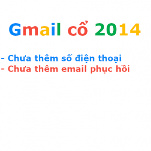 Gmail cổ