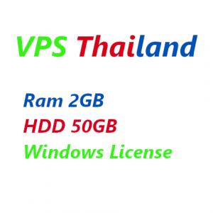 VPS Thái Lan