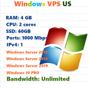 VPS US RAM 4
