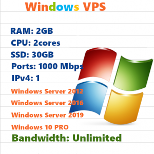 VPS VN RAM 2 CPU 2