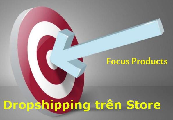 Cách focus sản phẩm tốt nhất khi Dropshipping trên Store có quá nhiều sản phẩm