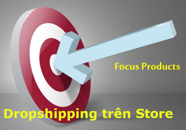 Focus sản phẩm khi dropship