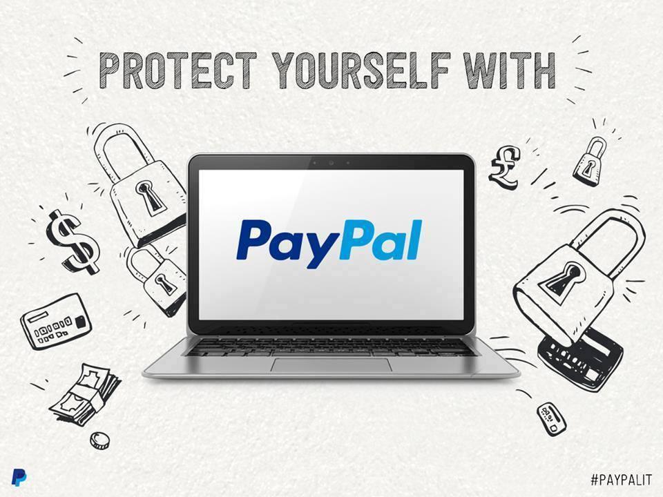 Nuôi tài khoản Paypal thế nào cho trust