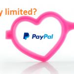 Tại sao paypal bị limit