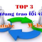 TOP 3 trang trao đổi View youtube
