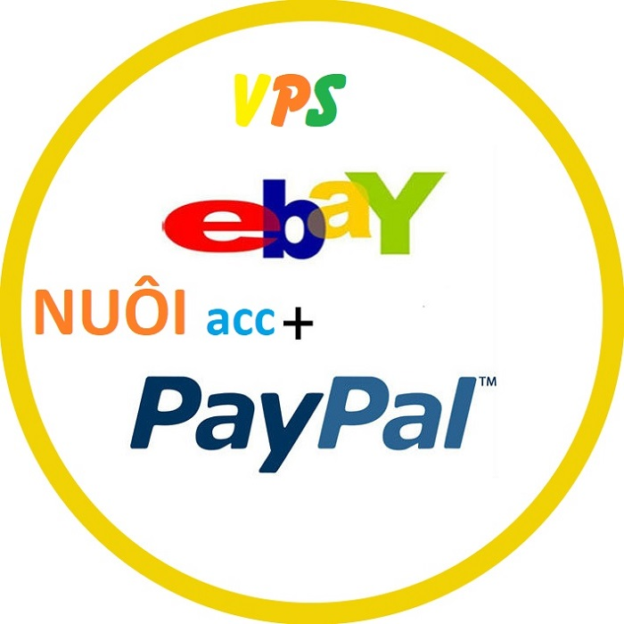 VPS nuoi Paypal