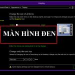 Lỗi VPS Windows bị đen màn hình và cách sửa lỗi này