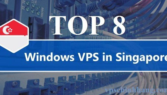 TOP 8 VPS Singapore giá rẻ sẵn Windows, Linux đáng mua