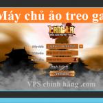 Máy chủ ảo treo game