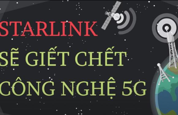Starlink là gì? Starlink của SpaceX hoạt động như thế nào?