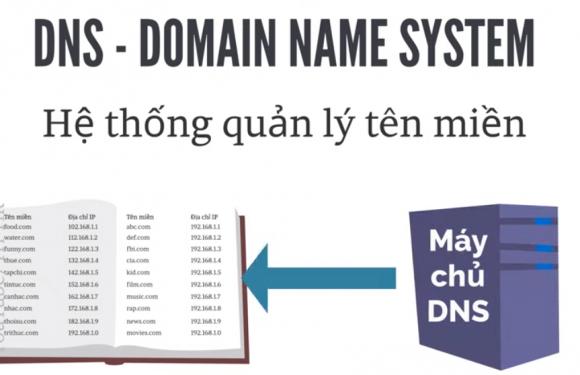 DNS Server là gì? DNS Server hoạt động như thế nào?