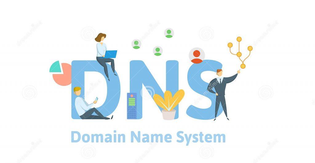 Hệ thống quản lí tên miền