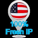 VPS USA IP mới sạch không blacklist